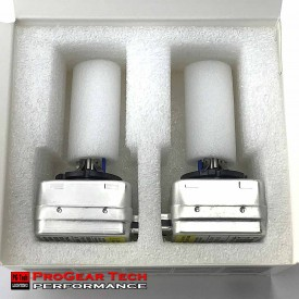 ProGear Tech Heavy Duty D1S D1R 6000K HID Xenon Headlight Replacement Bulbs (Pack of 2,  Daylight White)