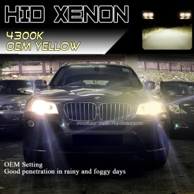 55W H1 Heavy Duty Fast Bright AC Digital HID Xenon Conversion Kit Germany Technology