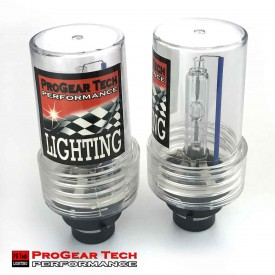 ProGear Tech Heavy Duty D2S D2R 6000K Daylight White HID Xenon Headlight Replacement Bulbs (Pack of 2)