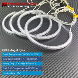 CCFL Angel Eyes Halo Rings E46 E90 E91 with Non-Projector headlights