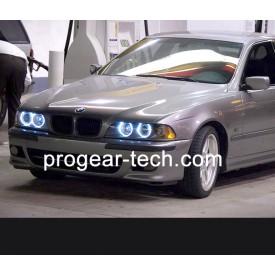 CCFL Angel Eyes Halo Rings E36 E38 E39 E46 with Projector Headlights