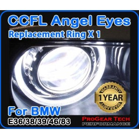 CCFL Angel Eyes Halo Replacement Ring 106 mm (Pack of 1)