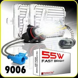 55W 9006(HB4) Heavy Duty Fast Bright AC Digital HID Xenon Conversion Kit Germany Technology