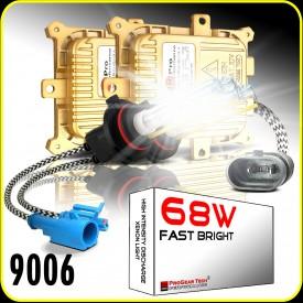 68W 9006(HB4) Heavy Duty Fast Bright AC Digital HID Xenon Conversion Kit